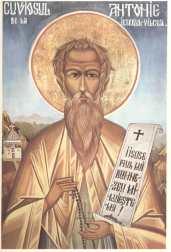 Sfantul Antonie de la Valcea